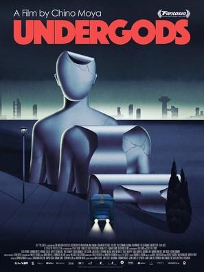 Undergods - British Movie Poster (thumbnail)
