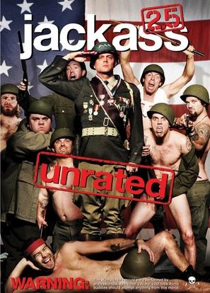 Jackass 2.5 - DVD cover (thumbnail)