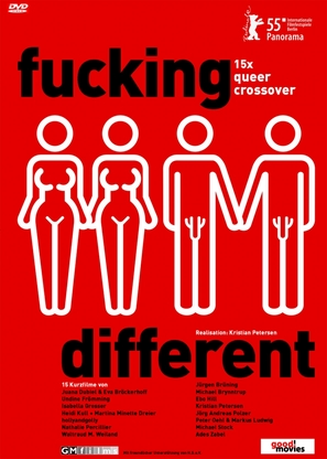 Fucking Different - German Movie Poster (thumbnail)