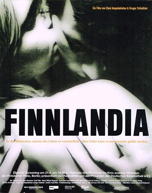 Finnlandia - German Movie Poster (thumbnail)