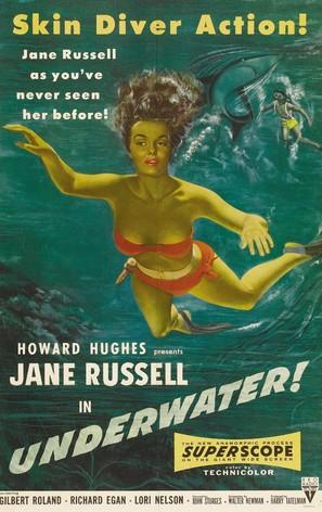 Underwater! - Movie Poster (thumbnail)