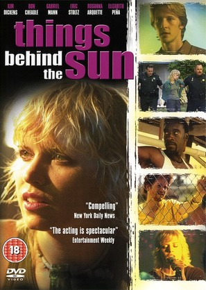 Things Behind the Sun - British Movie Cover (thumbnail)