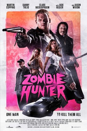 Zombie Hunter - Movie Poster (thumbnail)