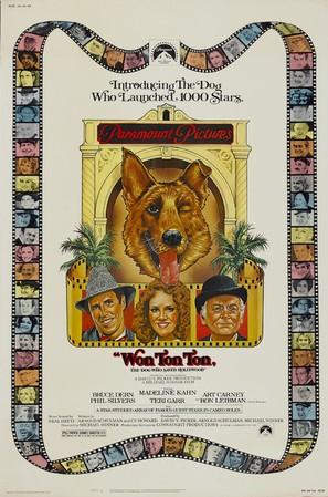 Won Ton Ton, the Dog Who Saved Hollywood - Movie Poster (thumbnail)