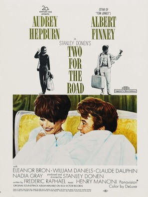 Two for the Road - Movie Poster (thumbnail)
