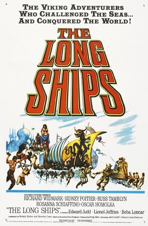 The Long Ships - Movie Poster (thumbnail)