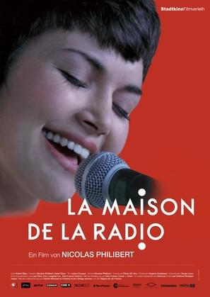 La Maison de la Radio - Austrian Movie Poster (thumbnail)
