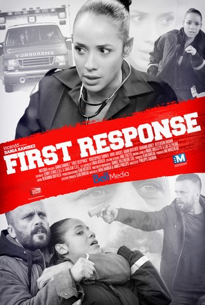 First Response - Canadian Movie Poster (thumbnail)