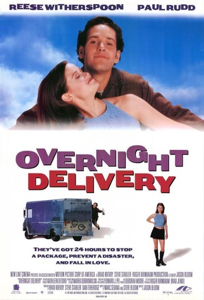 Overnight Delivery - Movie Poster (thumbnail)