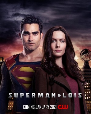 """""""Superman and Lois"""" - Movie Poster (thumbnail)"""