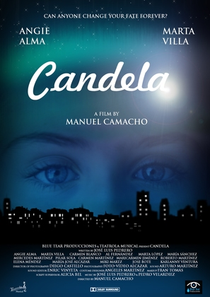 Candela - Spanish Movie Poster (thumbnail)