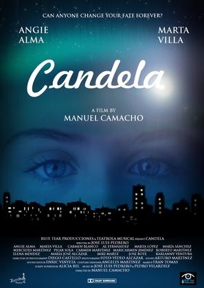 Candela - Spanish Movie Poster (thumbnail)