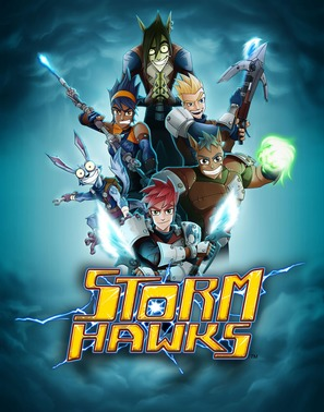 """Storm Hawks"" - Movie Poster (thumbnail)"