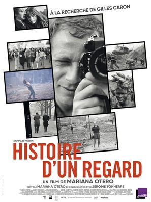 Histoire d'un regard - French Movie Poster (thumbnail)