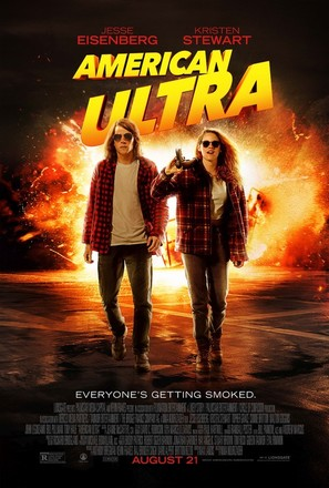 American Ultra - Movie Poster (thumbnail)