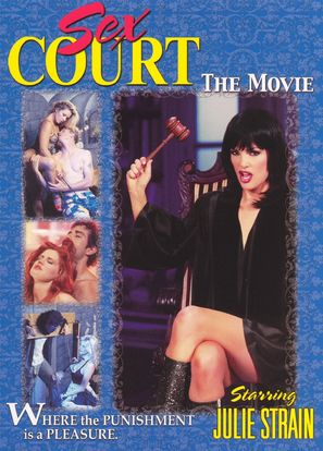 Sex Court: The Movie - DVD movie cover (thumbnail)