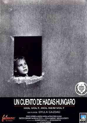 Hol volt, hol nem volt - Spanish poster (thumbnail)
