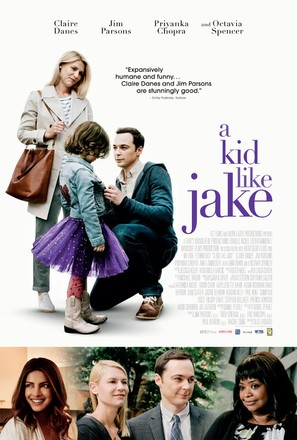 A Kid Like Jake - Movie Poster (thumbnail)