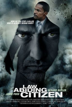 Law Abiding Citizen - Movie Poster (thumbnail)