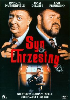 The Godson - Polish DVD movie cover (thumbnail)