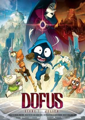 Dofus - Livre 1: Julith - French Movie Poster (thumbnail)