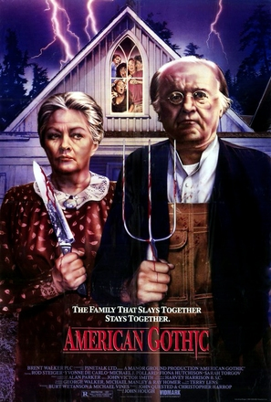 American Gothic - Movie Poster (thumbnail)