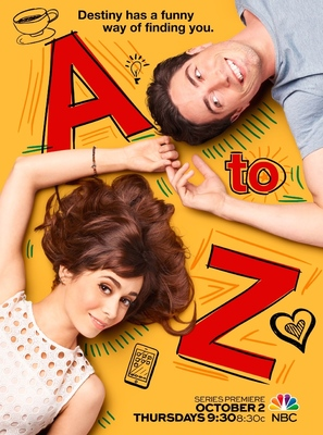 """A to Z"" - Movie Poster (thumbnail)"