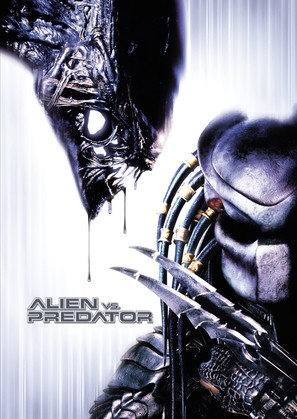 AVP: Alien Vs. Predator - Movie Poster (thumbnail)