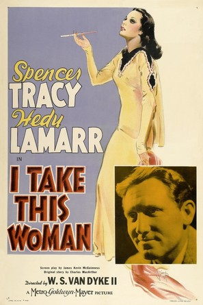 I Take This Woman - Movie Poster (thumbnail)