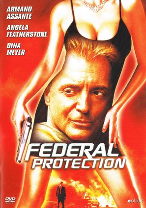 Federal Protection - French DVD cover (thumbnail)