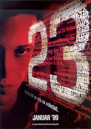 23 - German poster (thumbnail)