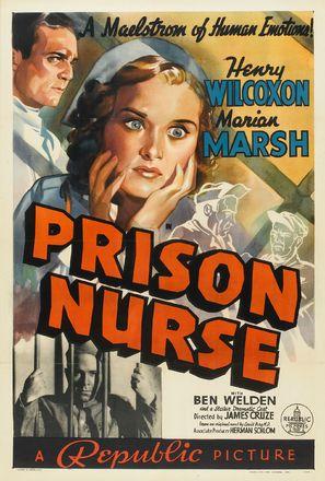 Prison Nurse - Movie Poster (thumbnail)