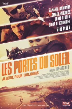 Les portes du soleil: Algérie pour toujours - French Movie Poster (thumbnail)