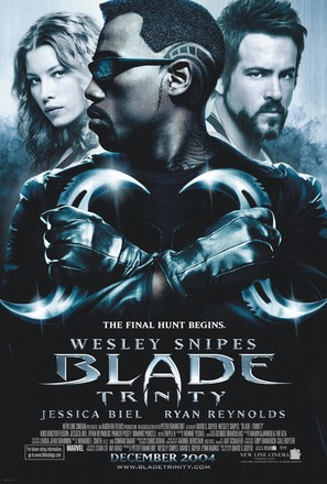 Blade: Trinity - Movie Poster (thumbnail)