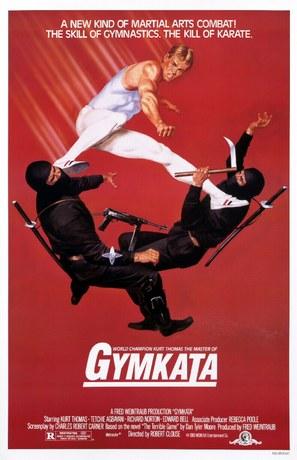 Gymkata - Movie Poster (thumbnail)