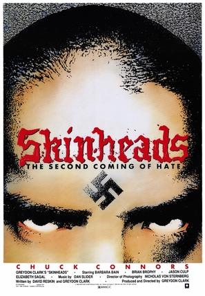 Skinheads - poster (thumbnail)