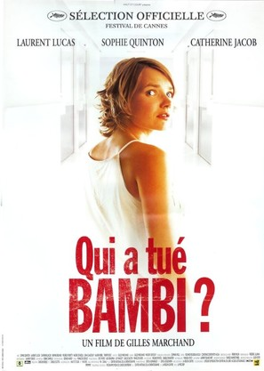 Qui a tué Bambi? - French Movie Poster (thumbnail)