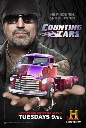 """Counting Cars"" - Movie Poster (thumbnail)"