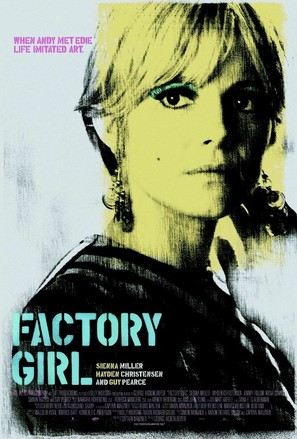 Factory Girl - Theatrical poster (thumbnail)