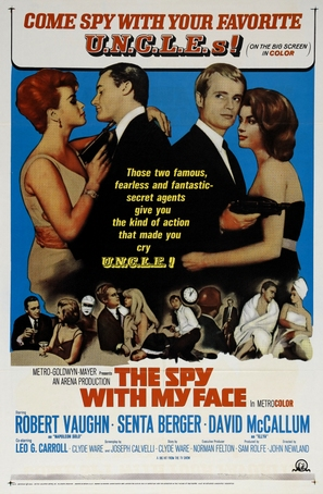 The Spy with My Face - Movie Poster (thumbnail)