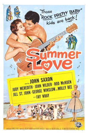 Summer Love - Movie Poster (thumbnail)