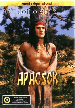 Apachen - Hungarian Movie Cover (thumbnail)