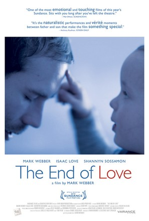 The End of Love - Movie Poster (thumbnail)