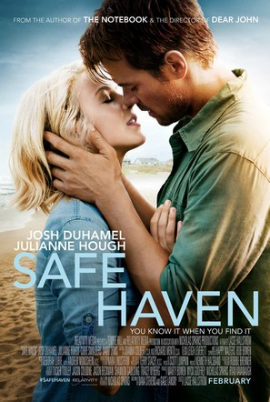 Safe Haven - Movie Poster (thumbnail)