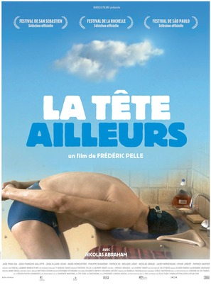 La tête ailleurs - French Movie Poster (thumbnail)
