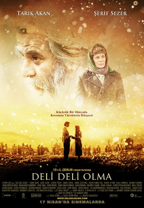 Deli deli olma - Turkish Movie Poster (thumbnail)