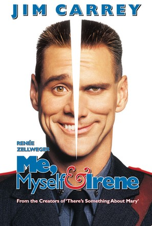 Me, Myself & Irene - Movie Poster (thumbnail)