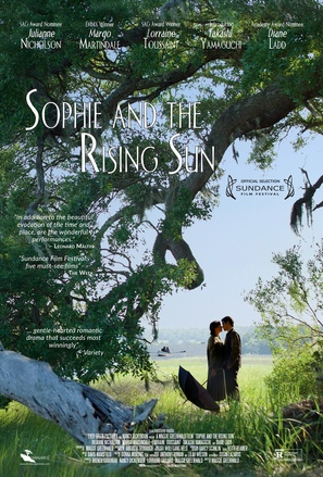 Sophie and the Rising Sun - Movie Poster (thumbnail)