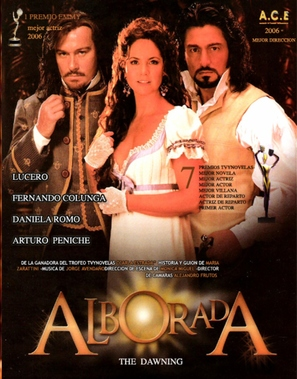 """Alborada"" - Mexican Movie Poster (thumbnail)"