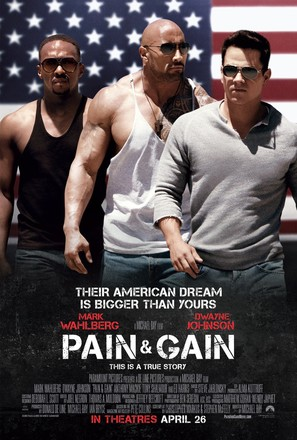 Pain & Gain - Movie Poster (thumbnail)